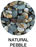 Oz Pebble,Natural pebble